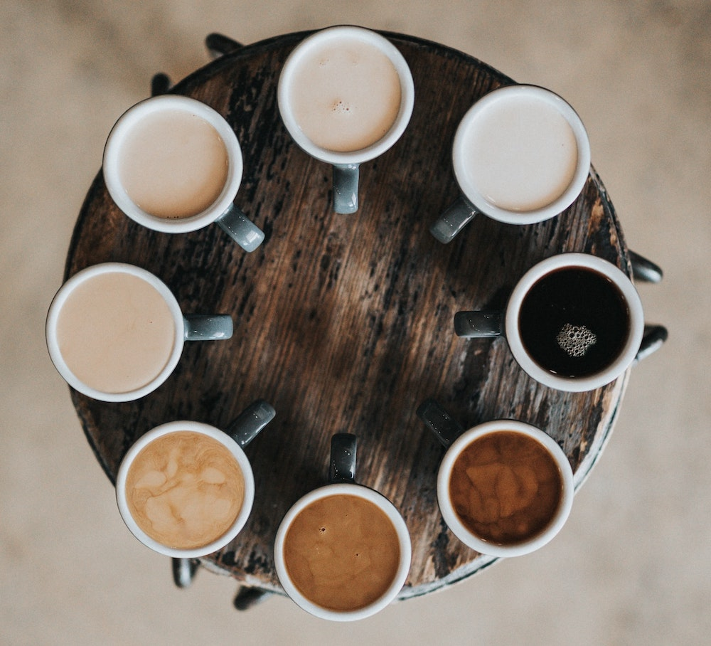 Adding salt to a cup of coffee could cut the bitterness